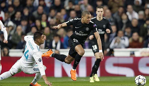 Paris Saint Germain Gegen Real Madrid Tv Livestream Und Live