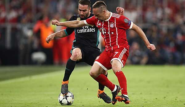 Bayern Madrid Rückspiel