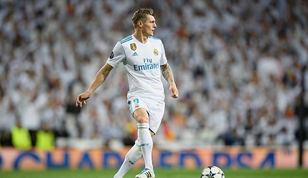 Toni Kroos hat mit Real Madrid den dritten Champions-League-Sieg in Folge im Visier.