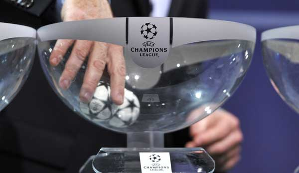 Uefa Live Stream Champions League Auslosung