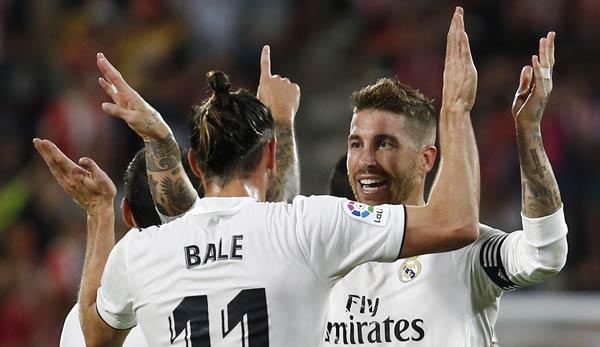 Real Madrid Spielplan