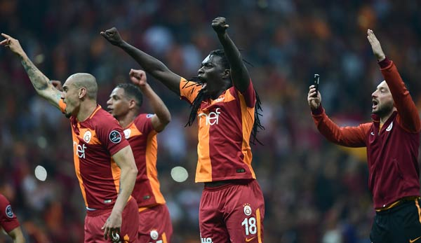 Galatasaray in der Champions League: Spiele, TV-Übertragung, Livestream.