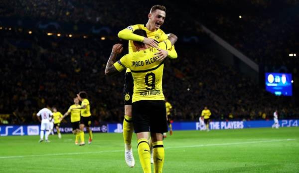 Borussia Dortmund Bvb Gegen Atletico Madrid Heute Live Im Tv Und