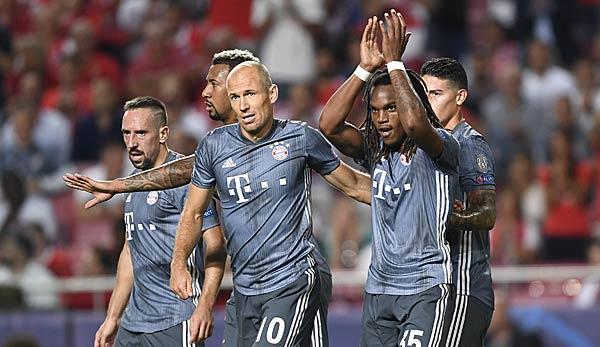 Bayern Ajax Im Tv