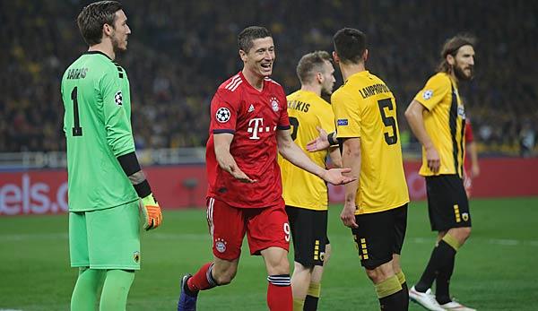 Mittwoch Champions League übertragung