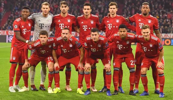 Ergebnis Bayern MГјnchen Heute