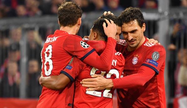 Bayern Spieltage