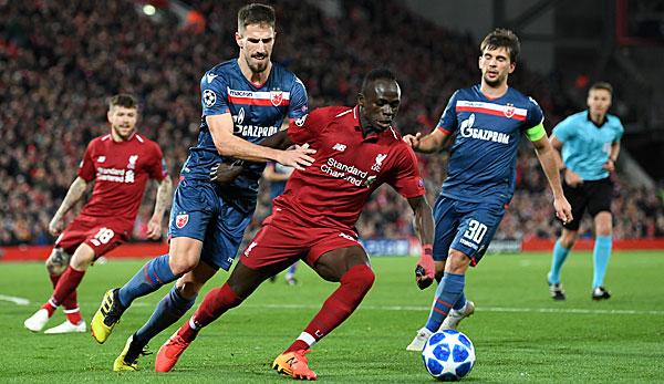 Champions League Heute Live Roter Stern Belgrad Gegen