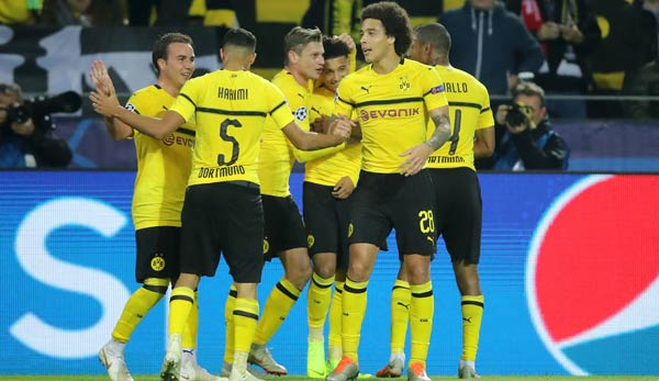 Bvb Champions League Tabelle