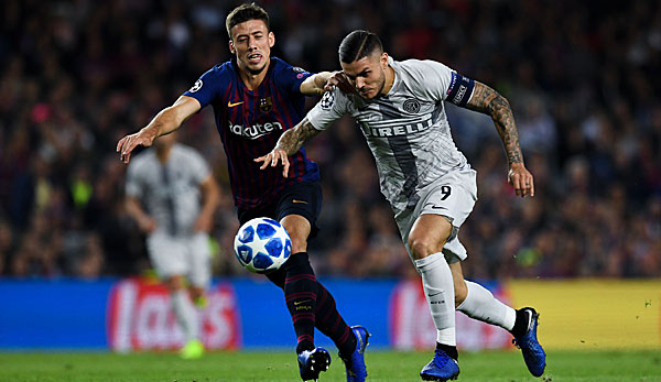 Champions League Heute Live Inter Gegen Fc Barcelona Live Im Tv