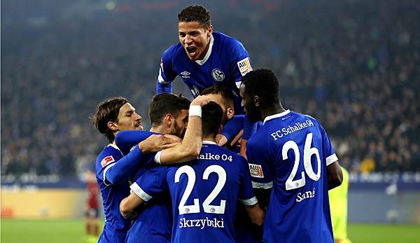 Schalke Champions League Gruppe