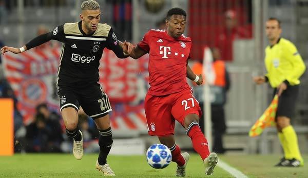 Bayern MГјnchen Gegen Ajax Amsterdam