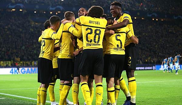 Tottenham Gegen Bvb: BVB (Borussia Dortmund) Gegen Tottenham Hotspur In Der