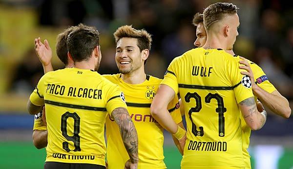 Cl Dortmund Гјbertragung