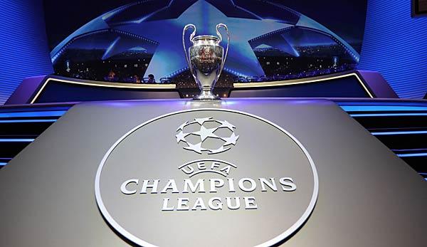 Termine Achtelfinale Champions League 2021