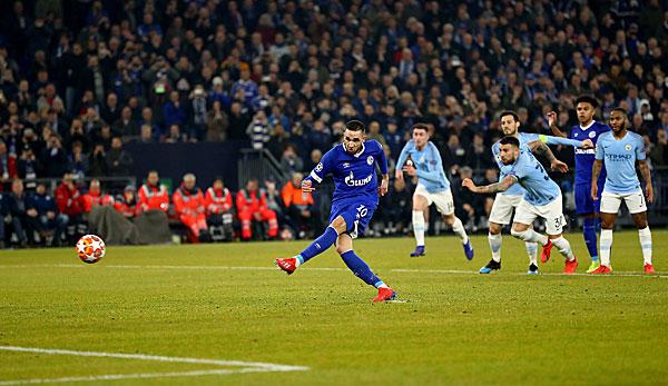 Man City Vs Schalke