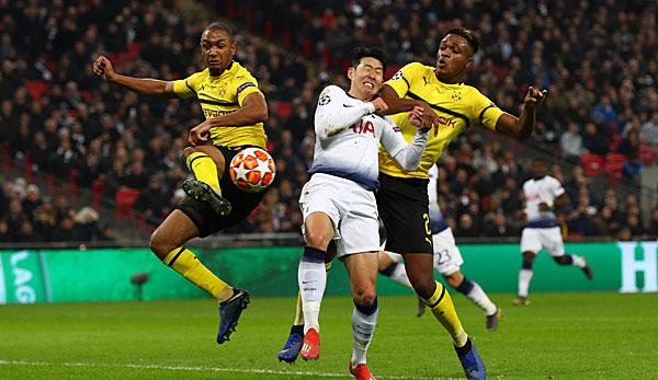 Wer überträgt Tottenham Dortmund