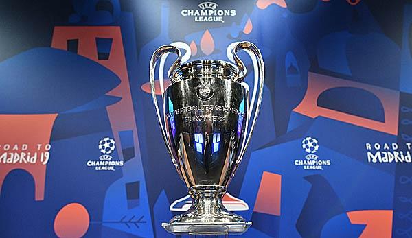 Champions League Viertelfinale Auslosung