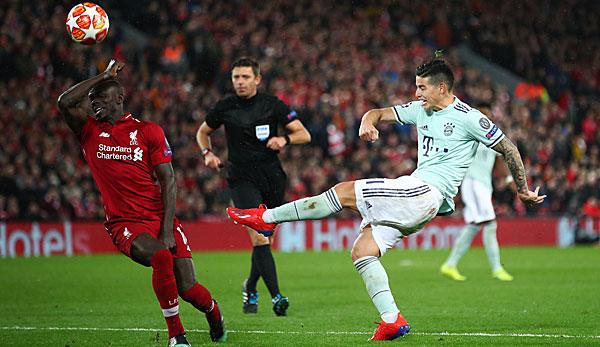 Champions League Bayern Liverpool übertragung