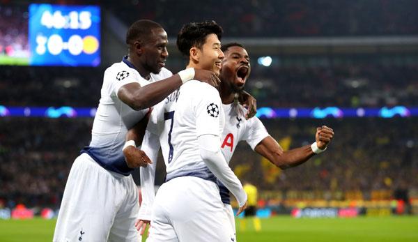 Bvb Vs Tottenham Hotspur Heute Wer überträgt Borussia Dortmund