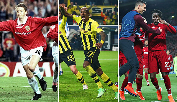 Champions League Geschichte