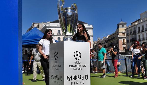Champions League heute live: Das Finale im TV/LIVESTREAM ...