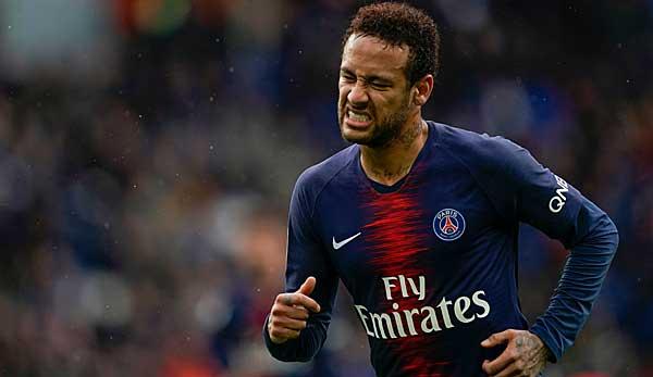 PSG-Star Neymar bleibt in der Champions League gesperrt