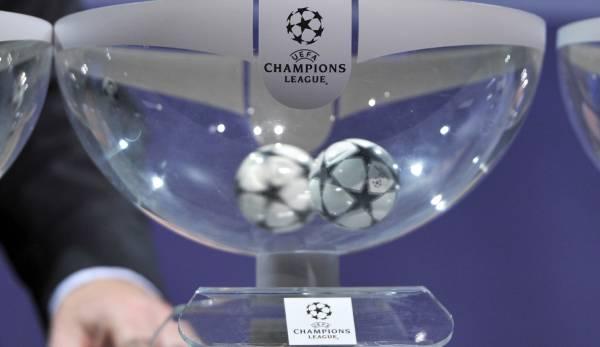 Champions League Auslosung Uhrzeit