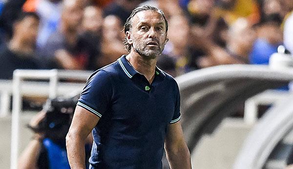 Play-offs zur Champions League: Thomas Doll bringt Ajax Amsterdam mit APOEL Nikosia in Not