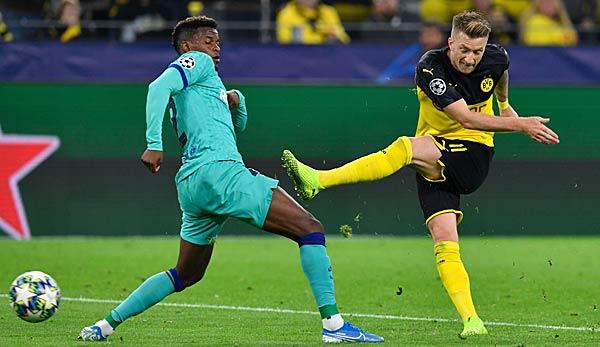 BVB gegen FC Barcelona: Alle Tore und Highlights aus der Champions League im Video sehen