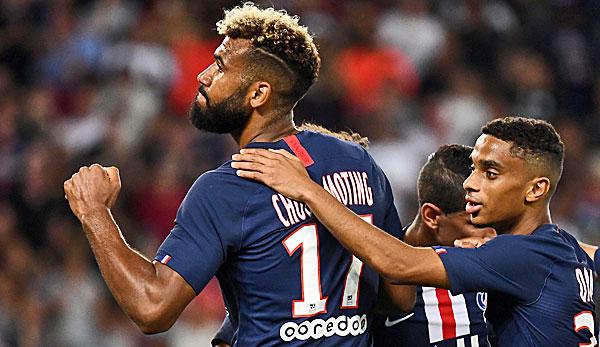 Eric-Maxim Choupo-Moting bei PSG: Die Lachnummer kann zaubern