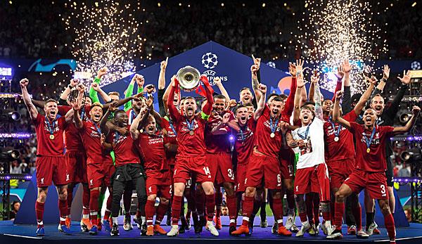 Champions League diese Woche live auf DAZN und Sky
