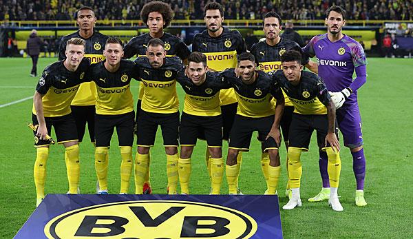 Bvb Südtribüne Champions League