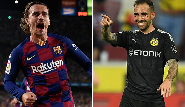 Diashow: BVB gegen den FC Barcelona in der Champions League: Die voraussichtlichen Aufstellungen