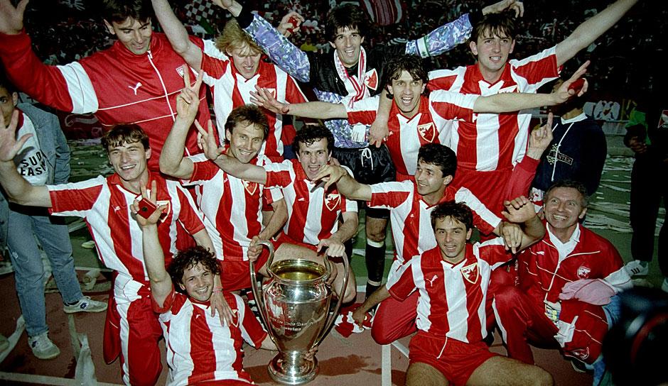 Roter Stern Belgrad Tabelle