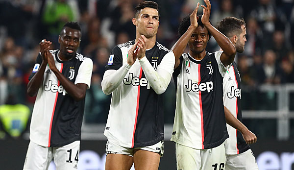 Juventus Turin Heute