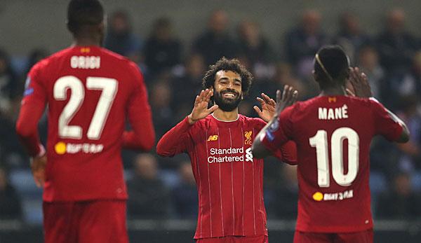 Champions League, 3. Spieltag: Liverpool feiert klaren Erfolg - schwaches Barca müht sich zum Sieg