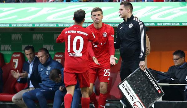 Champions League: FC Bayern München bei Olympiakos Piräus jetzt im LIVE-TICKER
