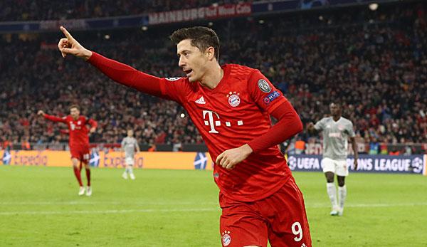 Bayern Gegen Olympiakos Piräus