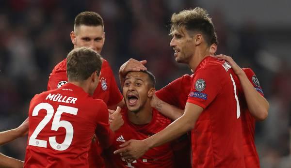 Champions League: FC Bayern gegen Roter Stern Belgrad live ...