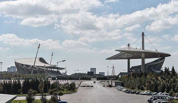 This year's final will take place at the Ataturk Olympic Stadium in Istanbul.