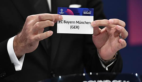 Bayern got a draw for Chelsea in the Round of 16.