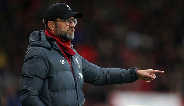 Jürgen Klopp qualified with Liverpool as the group first for the knockout stages.