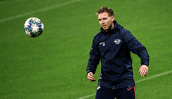 Julian Nagelsmann and RB Leipzig are certainly qualified for round 16 of the Champions League.