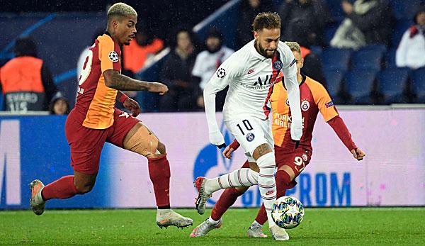 """Neymar vermeidet Bekenntnis zu PSG: """"Es ist egal, wo ich bin"""""""