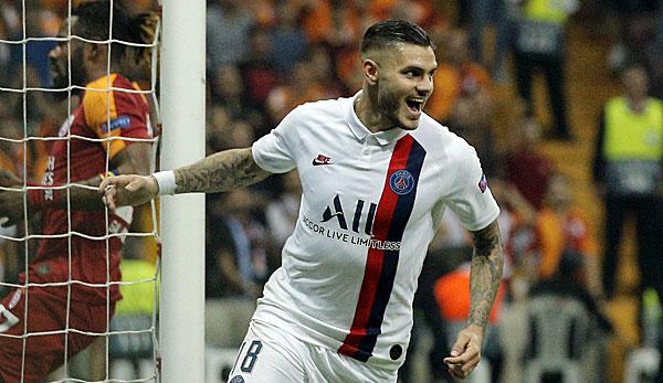Psg Gegen Galatasaray