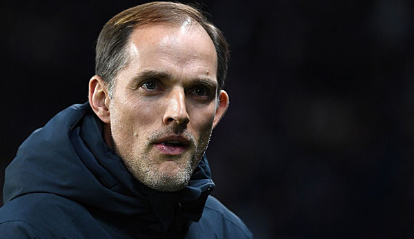 Thomas Tuchel is dealing with his ex-club.