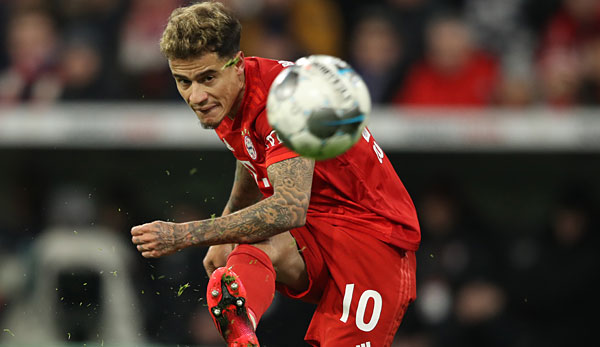Philippe Coutinho beim FC Bayern München: Der Zauber hakt im Detail