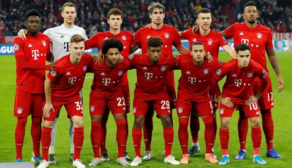 Wer Spielt Heute Champions League