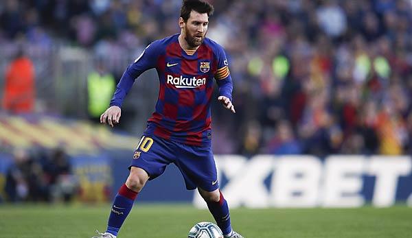 Lionel Messi nennt seine Champions-League-Favoriten